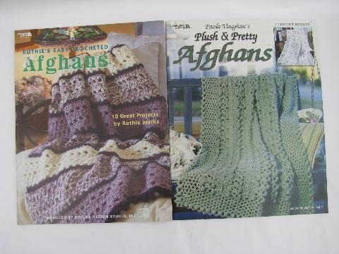 Crocheted Slippers In All Sizes Leisure Arts Crochet Pattern Books Lot