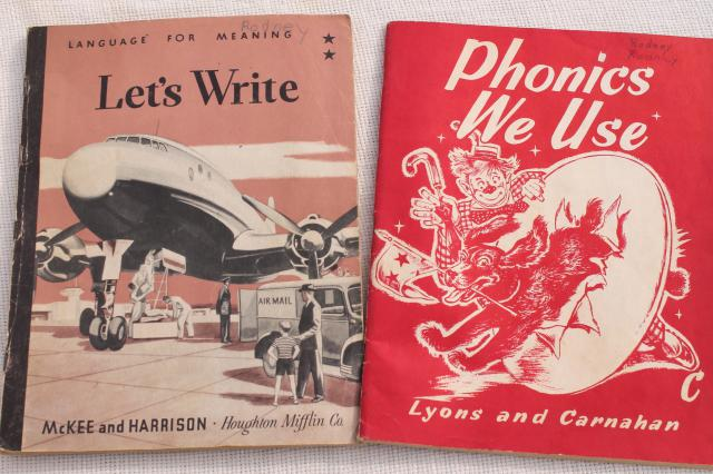 Book Cover Illustrations For Sale : Early s vintage children picture books w retro cover