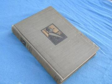 early century vintage Conan Doyle stories Sherlock Holmes art binding