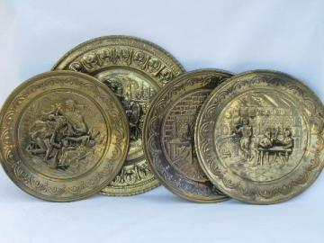 Vintage Brass And Copper Ware