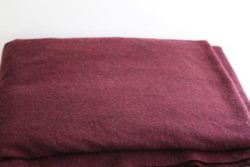 heavy cotton / acrylic flannel fabric for blankets, work clothes, winter weight shirts