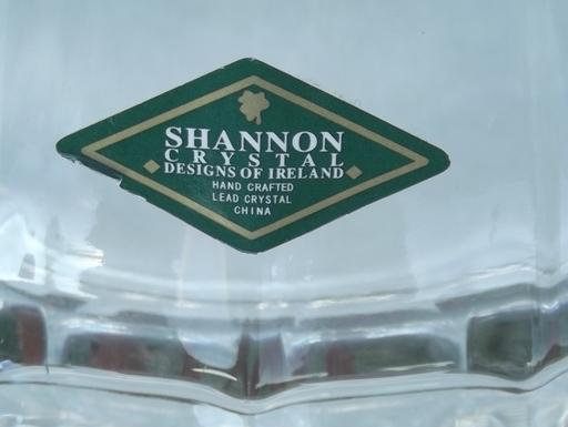 Shannon Crystal Lookup Beforebuying