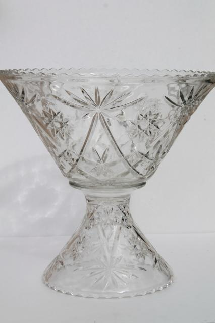 Cut Glass Punch Bowl Patterns