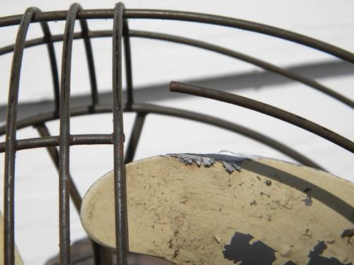 industrial art deco vintage machine age adjustable floor fan 1934 patent. Black Bedroom Furniture Sets. Home Design Ideas