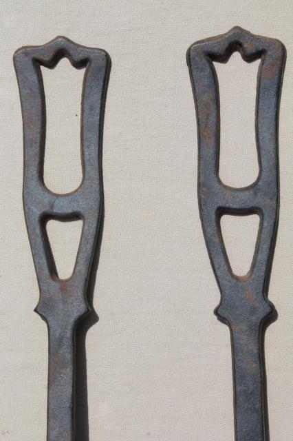 Large Fork U0026 Spoon Vintage Cast Iron Metal Wall Art, Kitchen Or Restaurant  Sign Plaques
