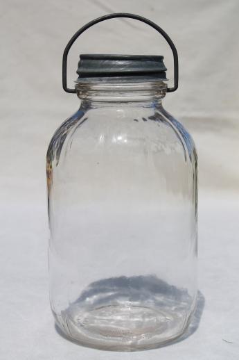 vintage duraglas jar eBay