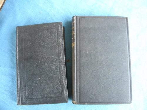 lot 11 antique mid 1800s Barnes Notes Civil War vintage ...