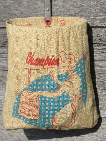 Lot 1960s Vintage Wood Clothes Pins Amp Laundry Line