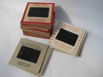 lot 25 vintage photo slides, San Juan Capistrano Mission & architecture