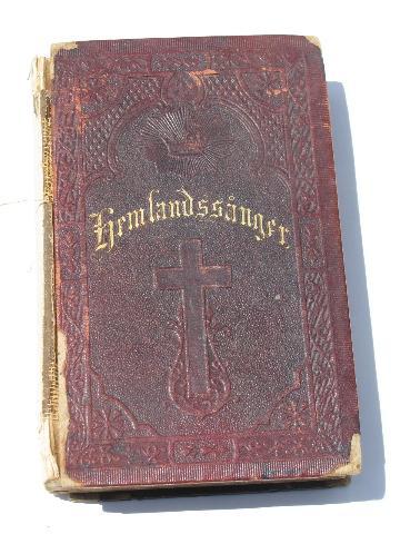 Lot Antique 1800s Scandinavian Swedish Lutheran Religious