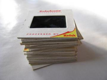 lot of 25+ 1960s vintage, 35mm photo slides of Mexico, Teotihuacan pyramids, Mayan Indian ruins, Acapulco beaches