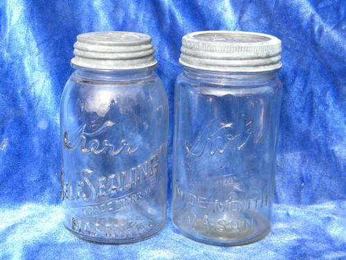 kerr mason jar value