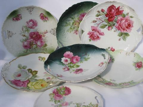 How to Identify Antique Dinnerware foto