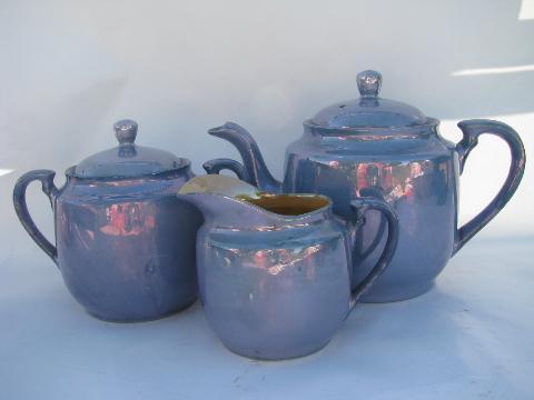 Blue Christmas Dinnerware