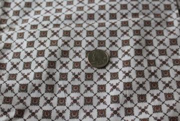 French 1920s Gray Black Chambray Cotton Fabric~red /white /green Selvage~unused Moderate Price Antiques