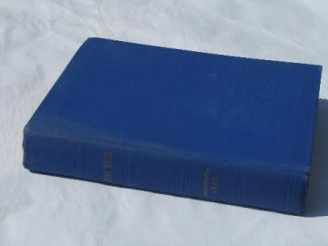 old 1948 Centennial Wisconsin Blue Book, state officials