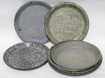 Vintage Enamelware Graniteware