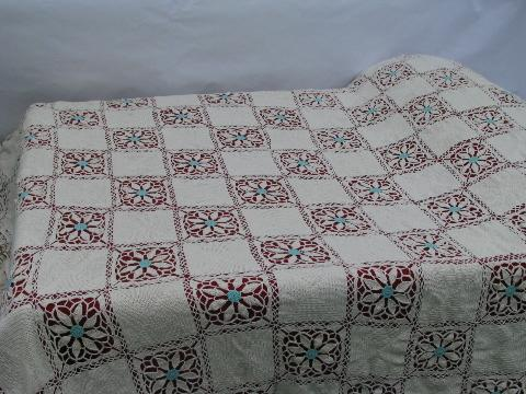 Crochet Bedspread Patterns | Crochet Patterns
