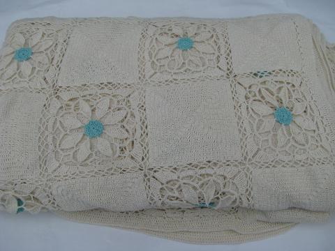 Crocheted Bedspreads on Pinterest | 150 Pins