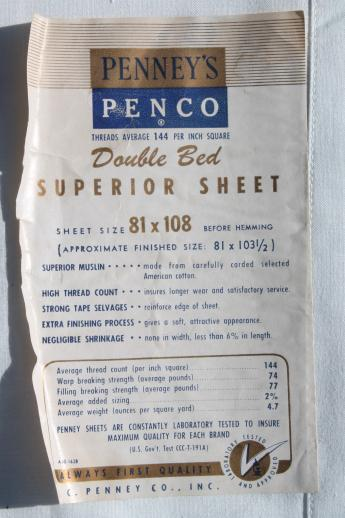 old-fashioned plain white cotton flat bed sheets & flannel sheet blankets, vintage linens lot