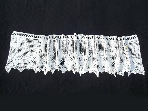 vintage curtains, drapes & drapery fabric, & hardware