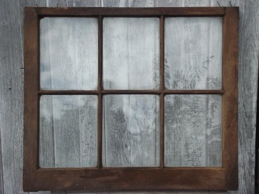 Old Wooden Window ~ crowdbuild for