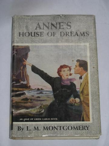 Pulp Vintage Cover Art Dust Jackets Old Anne Of Green