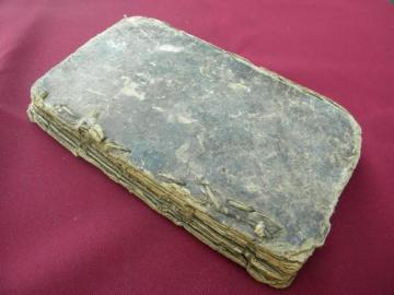 rare very early history of Napoleon's Hundred Days/Battle of Waterloo