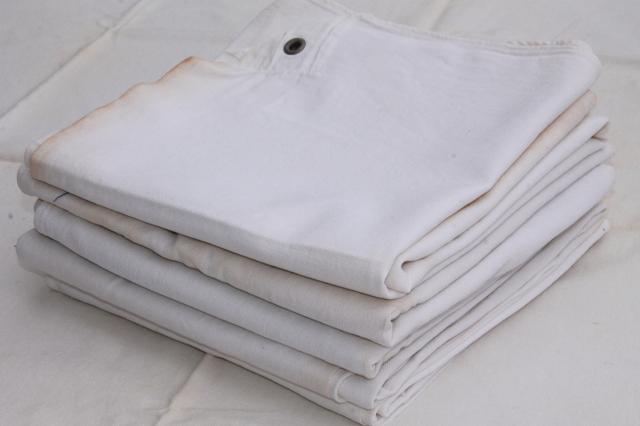 Restaurant Kitchen Towels restaurant quality huge heavy cotton kitchen towels / aprons
