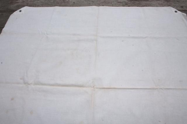 Restaurant Kitchen Towels quality huge heavy cotton kitchen towels / aprons, vintage dish towels