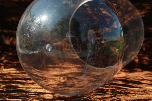 Unbreakable Plastic Dome Replacement Cover Glass For