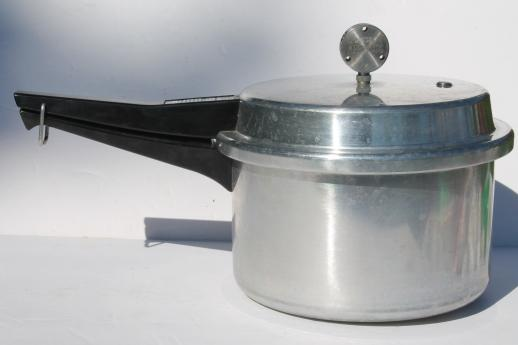 how to use an old prestige pressure cooker
