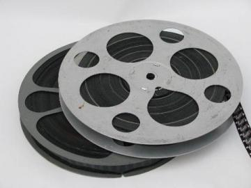 vintage 50s/60s 16mm home movies tractors/polar bears+