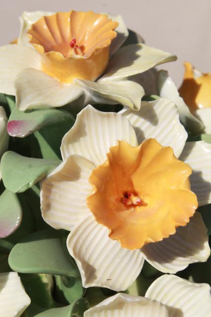 Vintage Coalport Type Flowers Bouquet Aynsley England