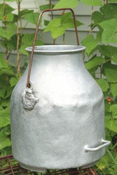 Old Milk Cans Dairy Pails Cheese Milk Strainers