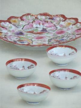 Vintage Nippon And Japan Dinnerware Amp Sets