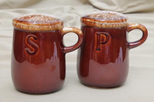 Coffee Cup Salt And Pepper Shakersespresso Mug Kitchen Shaker Napkin Holder