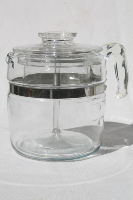 Vintage Service - Teekanne Kanne 50er Jahre Vintage - ein