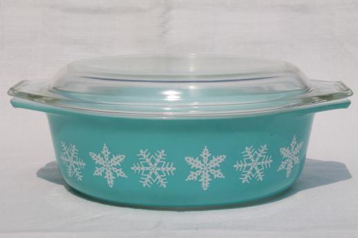 Vintage Pyrex Oval Casserole 1 1 2 Qt Baking Pan Retro