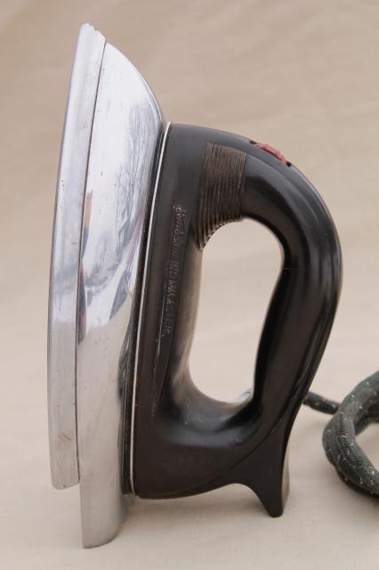 Vintage Sunbeam Iron