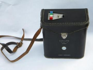 vintage Sun-lite Pro 140 W/S photography light or flash power supply
