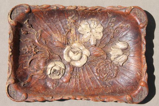 Wood Plate Decor