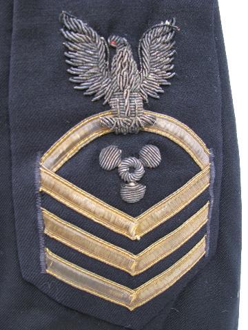 Vintage United States Navy patch