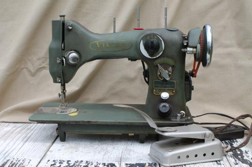 Vintage Viking 4040 Sewing Machine Husqverna Heavy Duty Sewing Magnificent Viking Sewing Machine Models