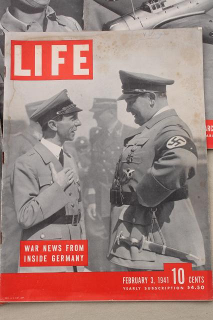 Life Magazine Lot of 5 Weekly Issues July 1951 Crosby Dagmar Charlotte NC