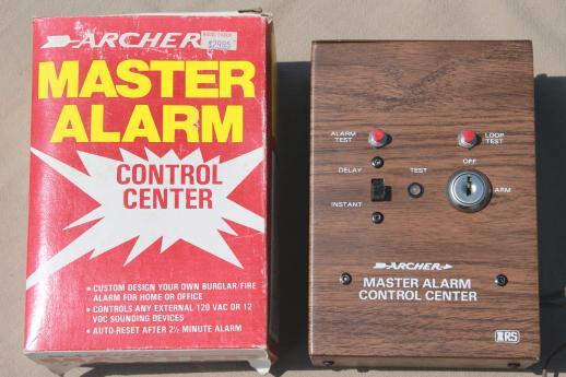 Vintage Alarm Bell For Fire Or Burglar Alarm System