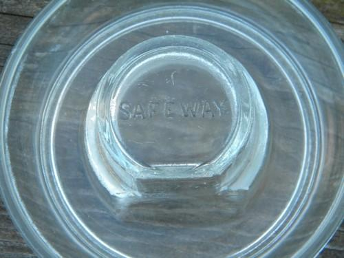 vintage antique farm primitive baby chick waterers, glass w/ old blue jars