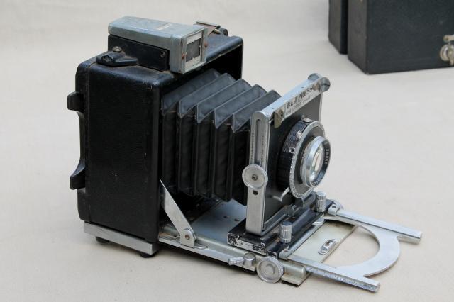 Vintage Camera Lot B Amp J Press Camera Kodak Box Cameras