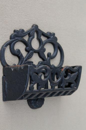 Wrought iron divider Etsy