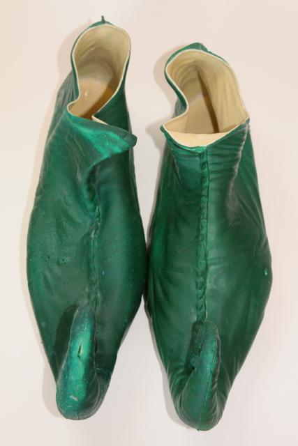 Vintage Costume Elf Leprechaun Gnome Fairy Tale Dwarf